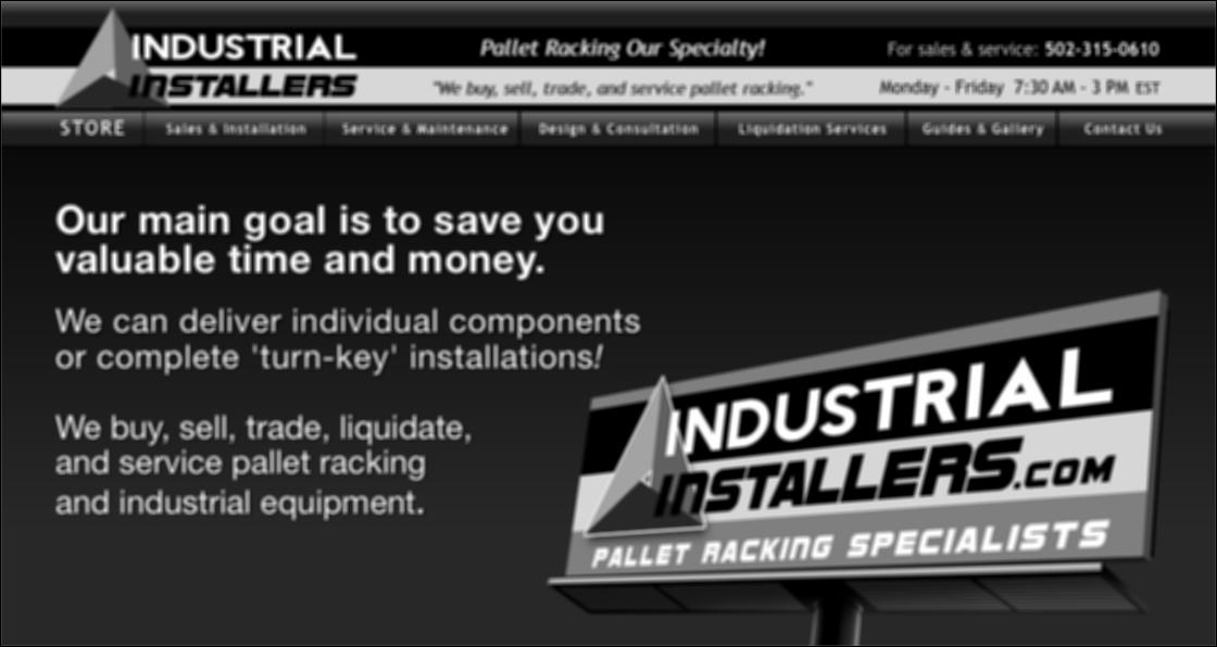 Industrial Installers Welcome